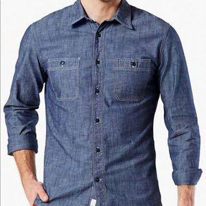 Dockers Lightweight Chambray Slim Fit shirt
